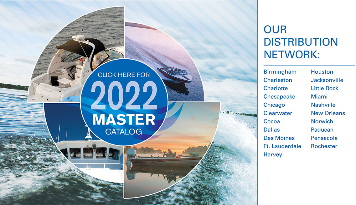 Exclusive Marine Distributor for KYSEK